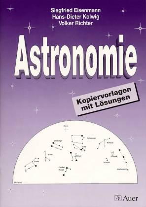 Astronomie - Kopiervorlagen mit Lösungen - lehrerbibliothek.de