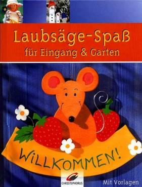 Laubsage Spass Fur Eingang Garten Mit Vorlagen Lehrerbibliothek De