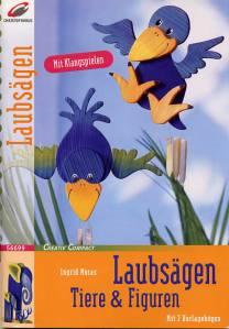 Laubsagen Tiere Und Figuren Mit 2 Vorlagebogen Creativ Compact