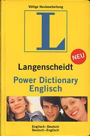Power dictionary englisch englisch deutsch deutsch for Dictionary englisch deutsch