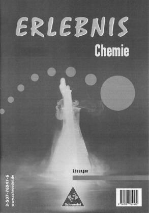 erlebnis chemie l sungen erlebnis chemie. Black Bedroom Furniture Sets. Home Design Ideas