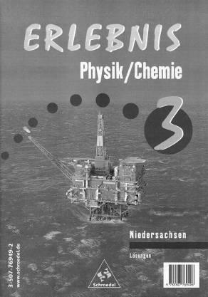 erlebnis physik chemie 3 l sungen niedersachsen erlebnis physik chemie. Black Bedroom Furniture Sets. Home Design Ideas