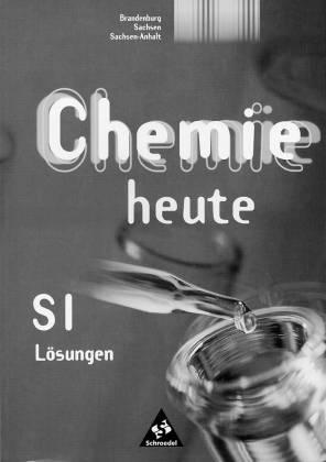 chemie heute si l sungen brandenburg sachsen sachsen anhalt chemie heute. Black Bedroom Furniture Sets. Home Design Ideas