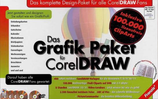 Das Grafik Paket Für Coreldraw Das Komplette Design Paket