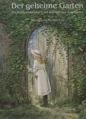 der geheime garten - ein bühnenbilderbuch mit beweglichen, Garten ideen