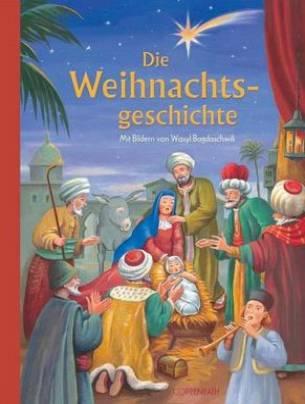 Biblische Weihnachtsgeschichte Für Kinder