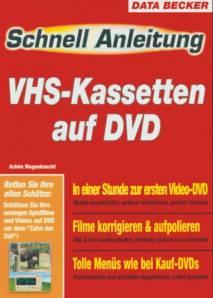 vhs kassetten auf dvd retten sie ihre alten sch tze sch tzen sie ihre analogen spielfilme und. Black Bedroom Furniture Sets. Home Design Ideas