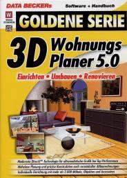 3d wohnungsplaner 5 0 einrichten umbauen renovieren software handbuch modernste. Black Bedroom Furniture Sets. Home Design Ideas