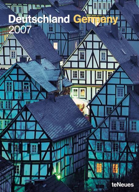deutschland germany 2007 wandkalender. Black Bedroom Furniture Sets. Home Design Ideas