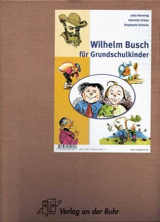 Wilhelm Busch Für Grundschulkinder Lehrerbibliothekde