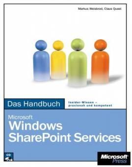 Microsoft sharepoint team services das handbuch mit cd rom
