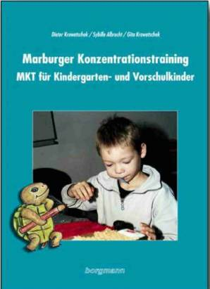 marburger konzentrationstraining mkt f252r kindergarten
