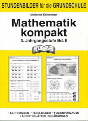 mathematik kompakt 3 jahrgangsstufe bd ii lehrskizzen tafelbilder folienvorlagen. Black Bedroom Furniture Sets. Home Design Ideas