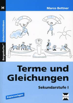 Terme und Gleichungen - Sekundarstufe I - Bergedorfer ...