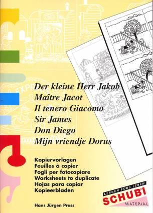 Der Kleine Herr Jakob Plus Geschichten Mit Viel Humor Und Gemut Geschichtenkiste Und Kopiervorlagen Lehrerbibliothek De