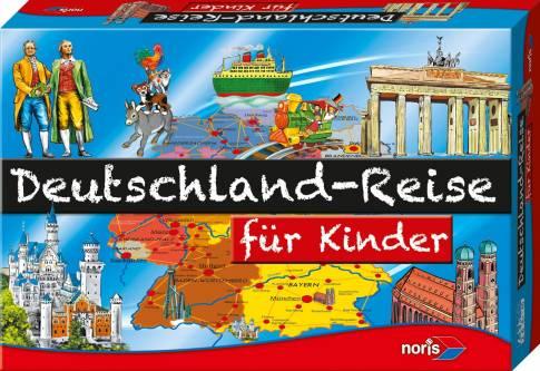 Deutschlandreise Für Kinder