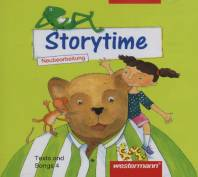 Storytime Audio CD-4 Texts and Songs 4 Neubearbeitung
