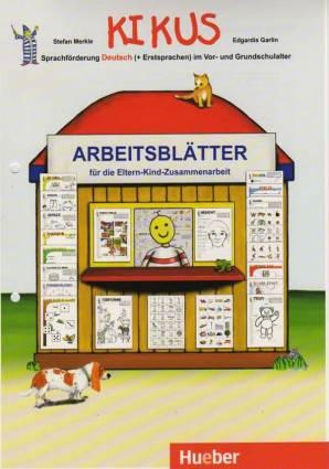 kikus arbeitsbl tter f r die eltern kind zusammenarbeit sprachf rderung deutsch. Black Bedroom Furniture Sets. Home Design Ideas