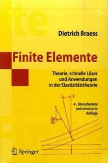 Finite elemente theorie schnelle l ser und anwendungen for Finite elemente in der baustatik