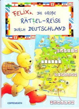 Deutschland spielerisch kennenlernen