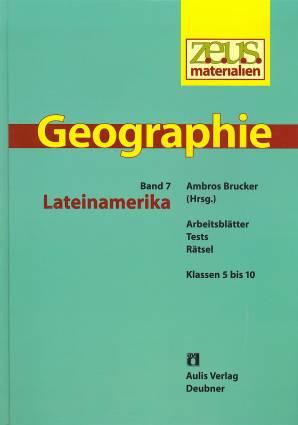Stumme Karte Lateinamerika.Geographie Band 7 Lateinamerika Arbeitsblatter Tests