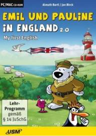 Emil und Pauline in England 2.0 My first English