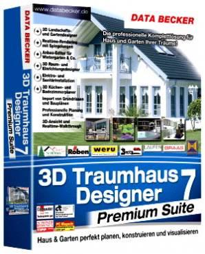 3d traumhaus designer 7 premium suite haus garten perfekt planen konstruieren und. Black Bedroom Furniture Sets. Home Design Ideas