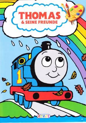 thomas und seine freunde- malbuch - lehrerbibliothek.de
