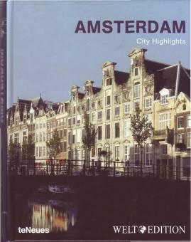 amsterdam city highlights teneues verlag lizenznehmer. Black Bedroom Furniture Sets. Home Design Ideas