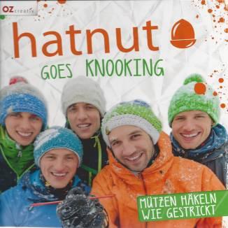 Hatnut Goes Knooking Mützen Häkeln Wie Gestrickt Set Buch