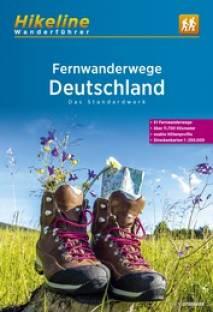 Fernwanderwege Deutschland Das Standardwerk Lange 11700 Km