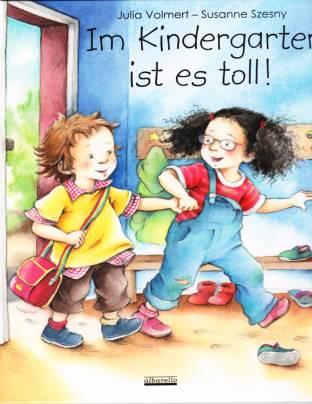 Im Kindergarten ist es toll! Cover