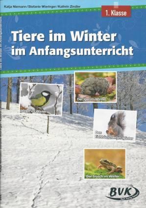 Geliebte Tiere im Winter im Anfangsunterricht - 1. Klasse - Vögel im Winter @YM_03