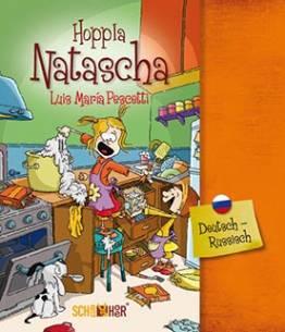 Hoppla Natascha - Deutsch-Russisch - Gefördert mit