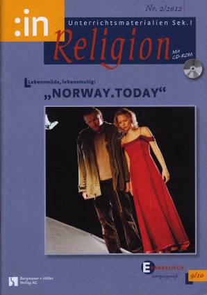 ":inReligion 2/2012 - ""NORWAY. TODAY"""